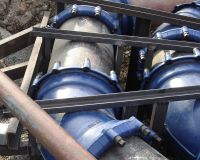 Hydraulic works